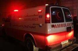 السيطرة على حريق اندلع بمستشفى غزة الأوروبي