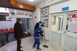 الصحة بغزة تستنكر استهداف الاحتلال لمحيط مستشفى الدرة