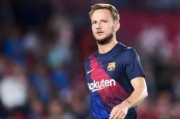 راكيتيتش يكشف شعوره لحظة الرحيل عن برشلونة