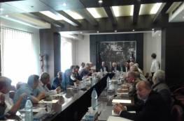 """""""مخيم اليرموك"""" على طاولة اجتماع الفصائل في سورية"""