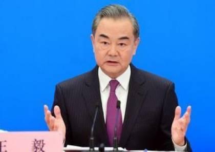 وزير الخارجية الصيني: العلاقات الصينية العربية تتقدم بقوة وسط التحديات