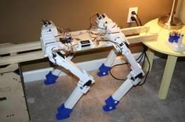 باحثون يبتكرون روبوتات لينة مصنوعة بطريقة الطباعة المجسمة