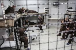 ارتفاع عدد الأسرى في سجون الاحتلال المصابين بفيروس كورونا