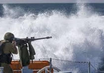 إصابة صيادين اثنين برصاص الاحتلال ببحر غزة