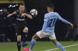 مانشستر سيتي يفوز على مونشبلادخ ويضع قدماً في ربع نهائي دوري الأبطال..فيديو