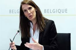 وزيرة خارجية بلجكيا في العناية المركزة بعد إصابتها بكوفيد-19