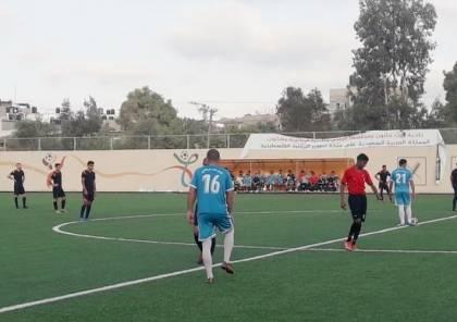 بيت حانون الرياضي يهزم نماء وديا