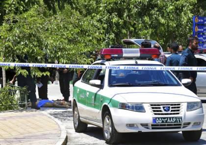 فيديو: مقتل ثلاثة في هجوم على مقر شرطة بجنوب إيران