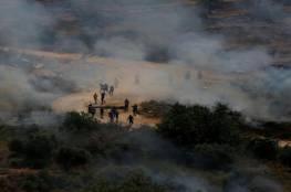 إصابات بمواجهات مع الاحتلال في جبل صبيح