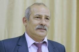 الشيوخي : دعم منظمة التحرير والسلطة الوطنية ومكوناتها واجهزتها واجب وطني