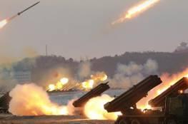بالفيديو: عشرات الصواريخ تنهال وسط إيران تزامنا مع أمر من ترامب