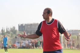 تعيين مدرب جديد واستقالة آخر في دوري غزة