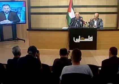 تقدير إسرائيلي : لقاء فتح وحماس يفسح المجال لتنفيذ هجمات مسلحة