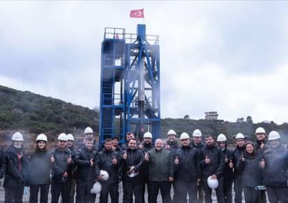 تركيا تنجح باختبار محرك صاروخ سيستخدم في إطلاق مركبة إلى القمر