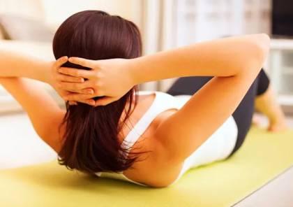 هل ممارسة التمارين قبل الذهاب إلى الفراش يؤثر على النوم؟