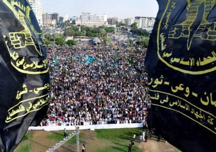 الجهاد : عزام الاحمد ومشروعه اكثر من أساء لمنظمة التحرير وخطاباته تجلب الشؤم للشعب الفلسطيني