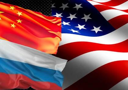 الولايات المتحدة تفرض عقوبات على كيانات صينية وروسية