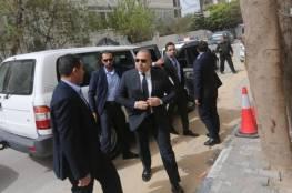 """أبو ظريفة لـ""""سما"""": الوفد المصري سيعود غدا حاملا الموقف النهائي ومفاجآت مرتقبة سنتركها للميدان"""