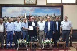 هنية يعلن موافقة حماس غير المشروطة على مبادرة الفصائل لانهاء الانقسام