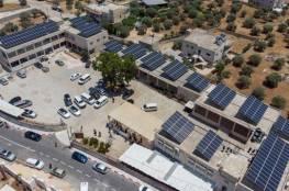 مشروع مدينة غزة الصناعية للطاقة الشمسية يحصل على جائزة العمل المناخي الأممية