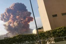 """""""التحقيق يرتكز على 3 مستويات"""".. انفجار بيروت: عون لا يستبعد فرضية الهجوم"""