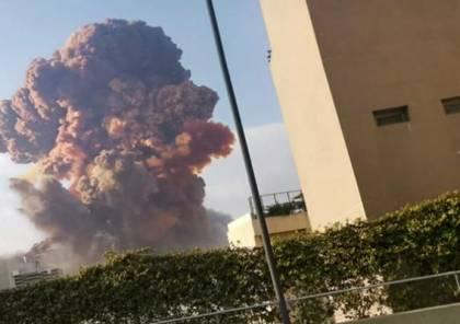 """تغريدة قديمة لأفيخاي أدرعي تشير إلى احتمال """"تورّط"""" إسرائيل في انفجار بيروت..."""