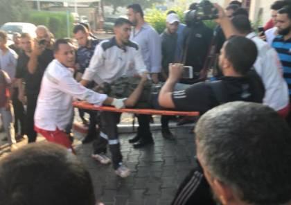 صور: انتشال جثامين 3 شهداء وإصابة خطيرة من بيت لاهيا عقب استهداف أمس
