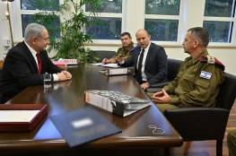 اسرائيل ترفع حالة التاهب و الكابينت يبحث اليوم التوتر في الخليج