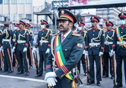 إثيوبيا تعلن توقيع اتفاقية تعاون عسكري مع روسيا