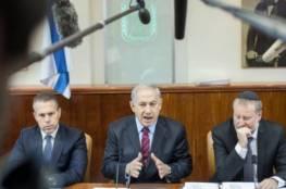 الدولة الفلسطينية تشعل الخلاف والصراخ باجتماع حكومة الاحتلال.. ونتنياهو: الأميركيون لا يطالبون بموافقتنا!