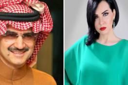 بعدما طلبت يد الوليد بن طلال .. صفاء سلطان تلتقي بزوجته وهذا ماحصل