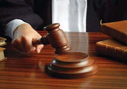 الحكم المؤبد على مدانين في خانيونس ودير البلح بتهمة القتل