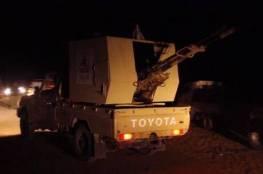 """مواجهات عنيفة بين الحشد الشعبي و""""داعش"""" شمالي العراق ..فيديو"""