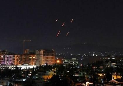 """""""الجيش الإسرائيلي عاود القصف في سورية ردًا على صاروخ تل أبيب"""""""