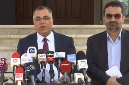 الحكومة الفلسطينية: لا إصابات بفيروس كورونا منذ الايجاز الصباحي وحتى الآن