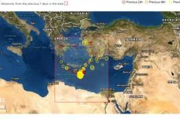 """وحدة علوم الأرض وهندسة الزلازل: النشاط الزلزالي الذي ضرب """"كريت"""" قد يستمر طويلًا"""