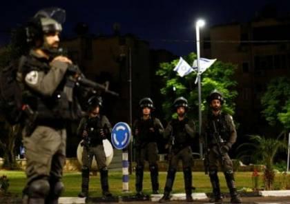 وزير الأمن الداخلي الإسرائيلي: أعارض تدخل الجيش في محاربة الجريمة