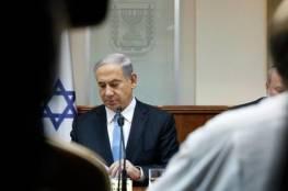 """نتنياهو يعين وزراء جدد أحدهم متهم بالفساد.. وارزق ابيض: """"منظمة إجرامية"""""""