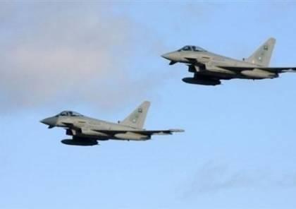 الحوثيون: طيران التحالف شن 35 غارة على مواقع متفرقة في اليمن