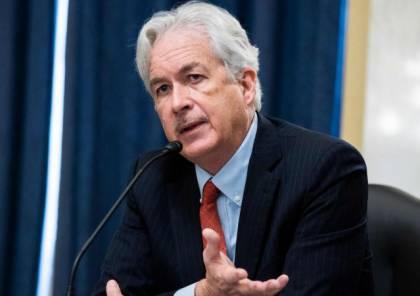 """بيرنز: إستراتيجية إدارة بايدن للتعامل مع إيران """"ستمنعها من تطوير سلاح نووي"""