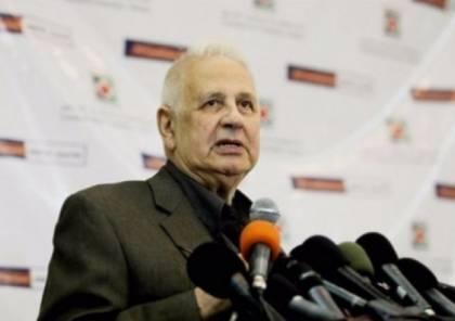 حنا ناصر: نأمل أن تساهم الجهود الأوروبية بإزالة كل العقبات أمام إجراء الانتخابات