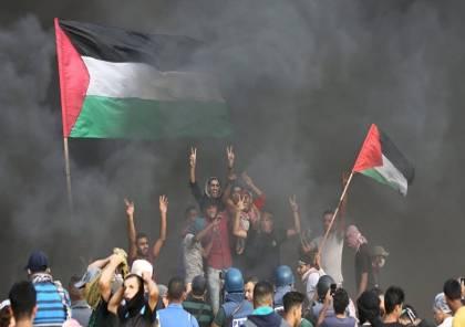 غزة: إضراب شامل غدا ودعوات لمليونية العودة والصحة تستعد إحياءًا لذكرى النكبة