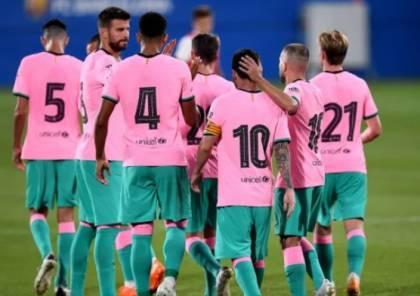 فيديو.. ميسي يقود برشلونة لفوز ودي على حساب جيرونا