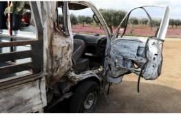 """مقتل 5 نساء بانفجار """"لغم"""" في ريف حماة الشرقي"""