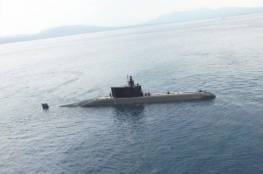 فقدان غواصة إندونيسية خلال تدريبات قبالة جزيرة بالي