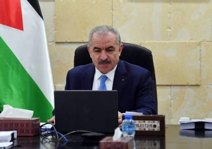 رئيس الوزراء الفلسطيني يعلق على إصدار المراسيم الرئاسية للانتخابات العامة
