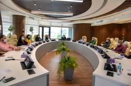 بلدية رام الله تقرر صرف 60% من راتب شهر نيسان