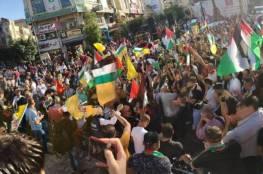اشتباكات بين متظاهرين من فتح ومنددين بمقتل بنات وقوات الامن في بيت لحم ورام الله
