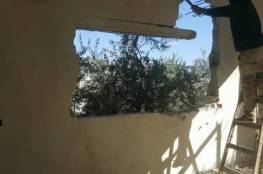 القدس: الاحتلال يجبر عائلتين على هدم منزليهما وأخرى على هدم بركسات