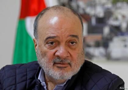 ناصر القدوة يصل الى غزة اليوم